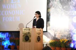 Addressing Women Achievers