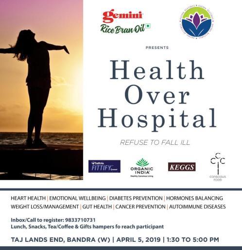Health Over Hospital
