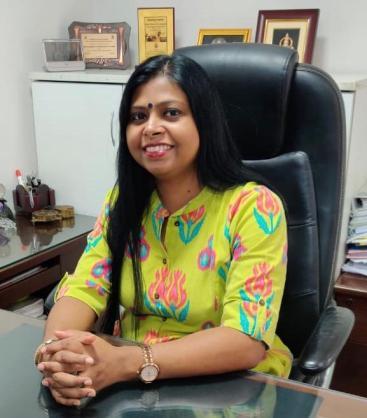 Saudamini Sharma