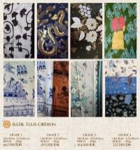 Batik Tulis Cirebon ragam Motif