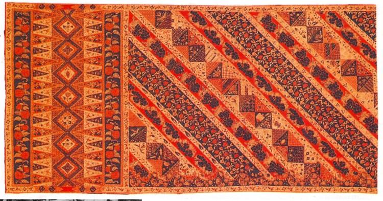 Batik van Osten. (Sumber: Museumbatikpekalongan.info)
