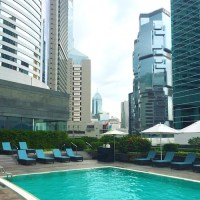 Making a splash – the best hotel pool package in Hong Kong