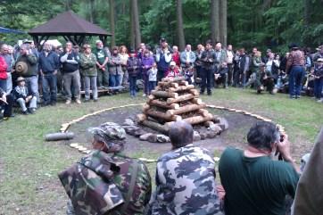 Na potlach Zlatej líšky prišlo asi 250 kamarátov.