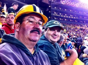 Wondering where the Green Bay Packer game starts?
