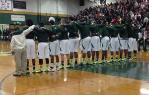 2012-2013 Case Boys Basketball Team