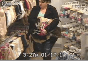 Kohls theft suspect2