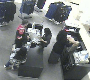Theft suspects/Caledonia Police Department2