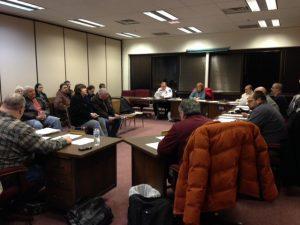 Sturtevant Public Hearing 1/21/14