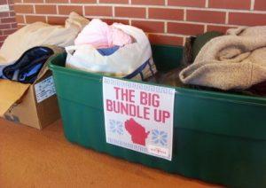 Big Bundle Up donations