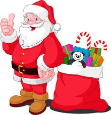 Santa - bag