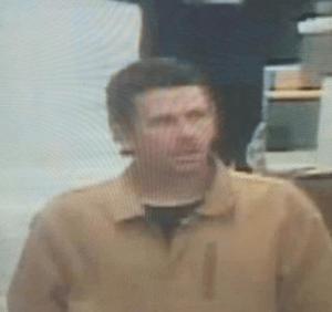 Caledonia PD Kmart theft suspect