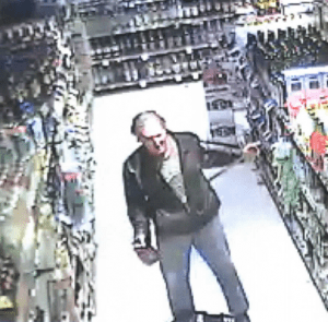 Caledonia PD theft suspect Pick n Save