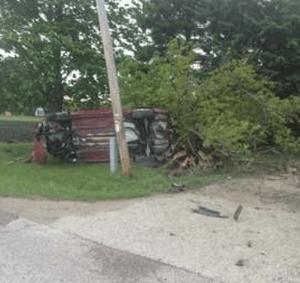 Sturtevant Accident May 26 2015