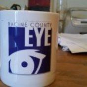 Racine County Eye mug