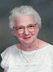 Dorothy Mertins
