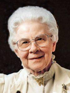 Sister Marie Imelda Baumgartner (1)