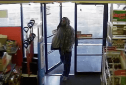 This man is suspected of robbing two Family Dollar locations and Bohl Automotive on Friday.