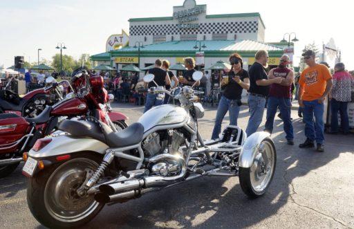 Racine Harley Davidson gets a new owner.