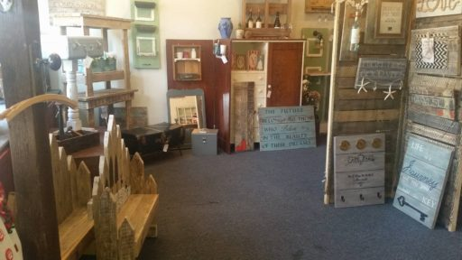 Refined Salvage And Pallet Designs Opens In West Racine