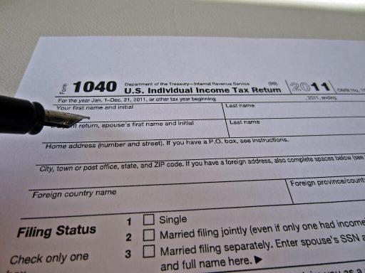 IRS: Former Racine Man Made 250 False Claims On Taxes