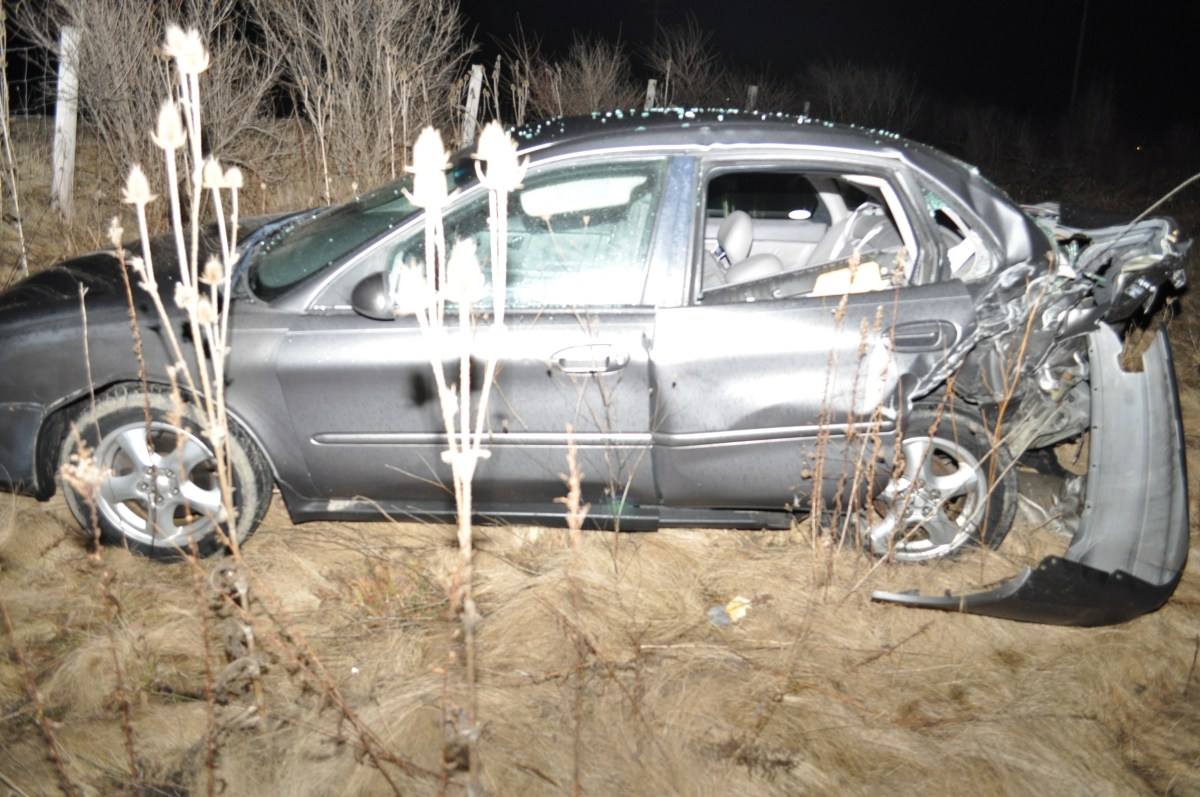 two injured in hit and run crash