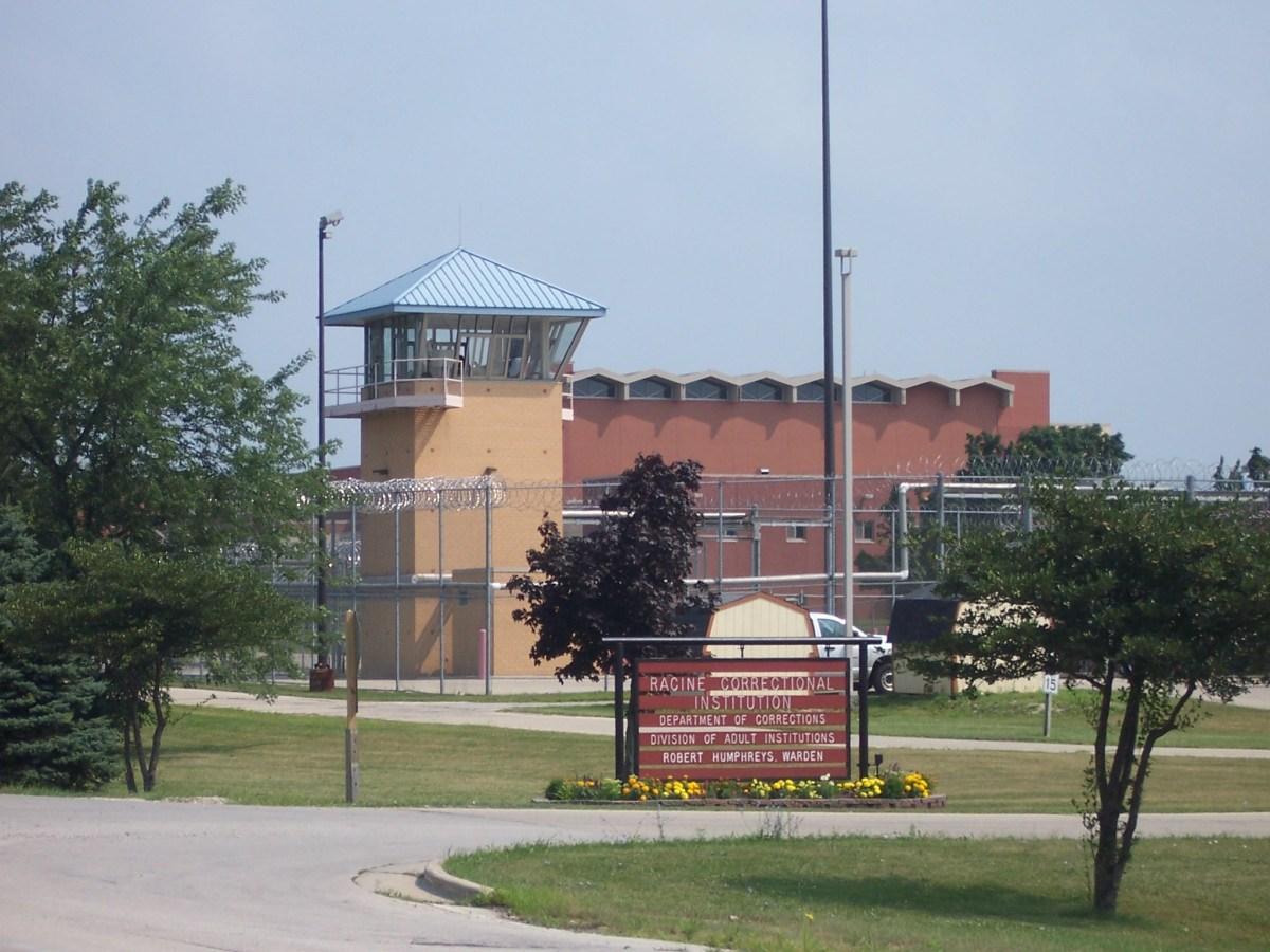 Racine Correctional Institution Inmate
