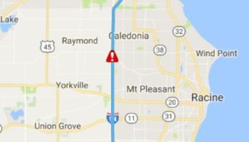 Crash at Interstate 94 shut down