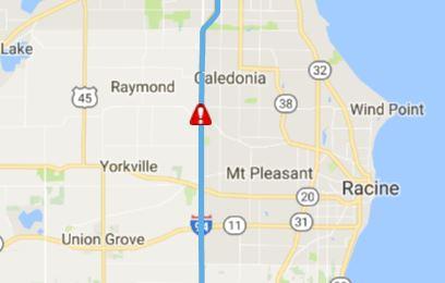 Crash at Interstate 94 shut down