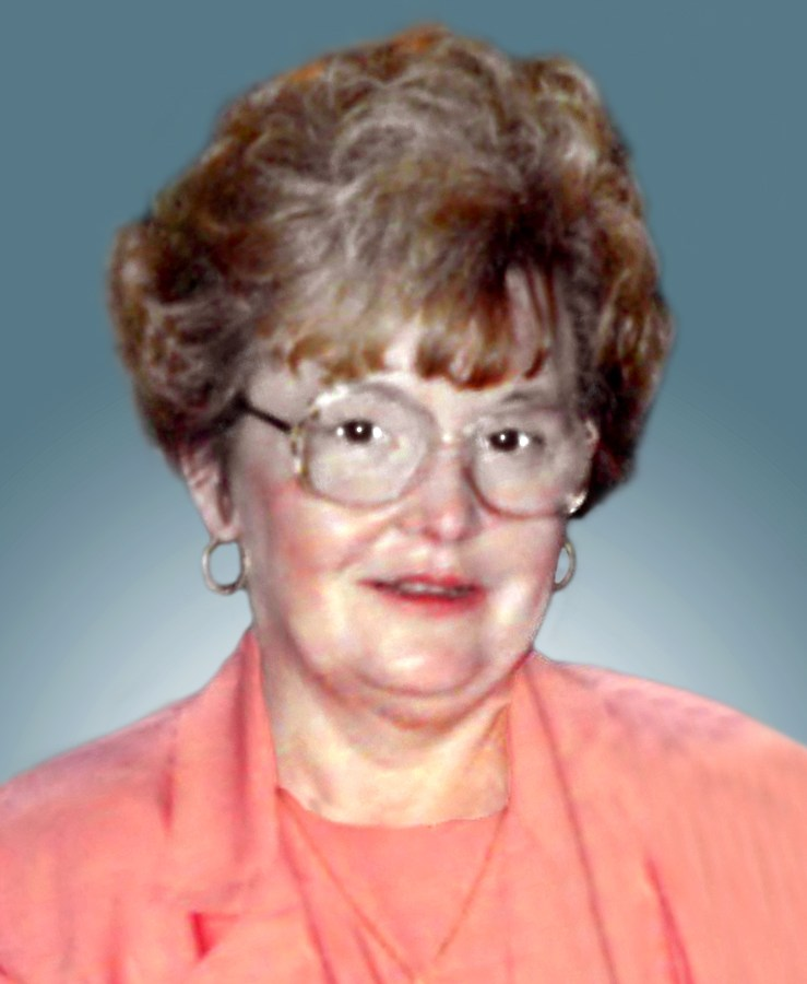Obituary: Patricia Breit Was Artistically Talented
