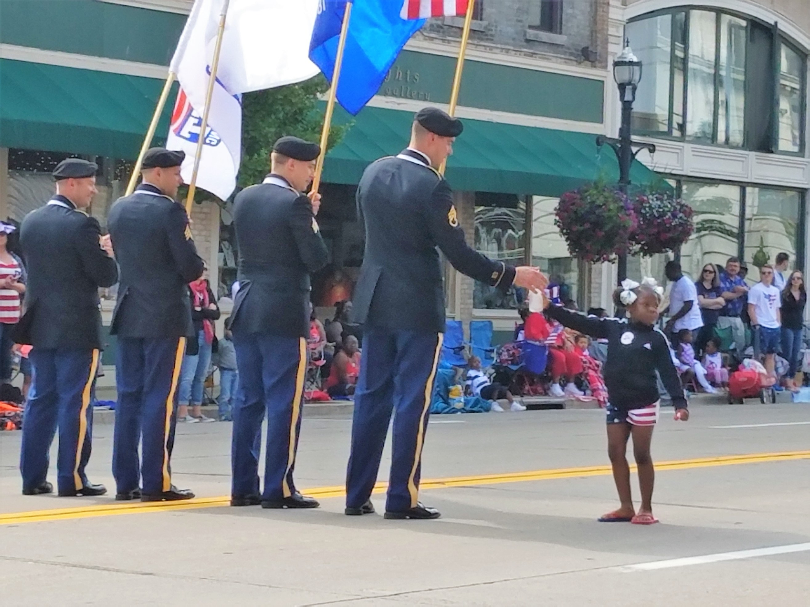 Racine Fourth of July Parade 2017