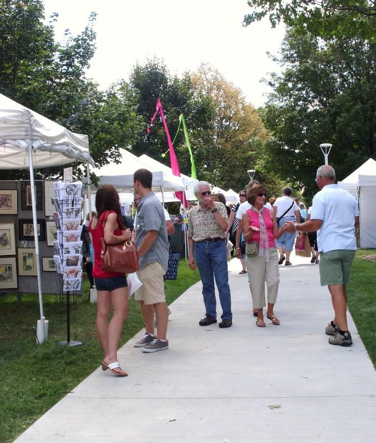 Racine Art Guild, Starving Artist Fair