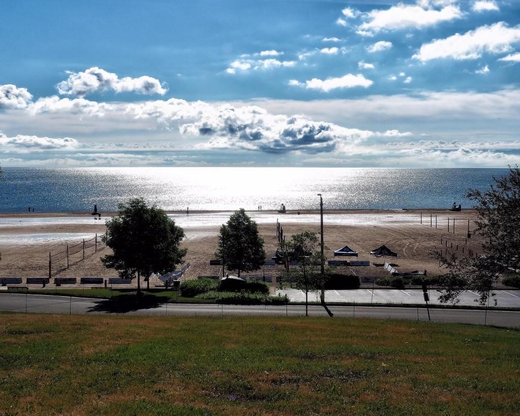 north beach, Activities Guide, Racine beaches