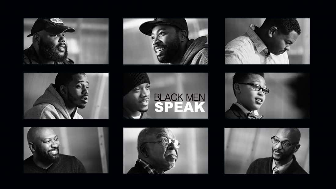 Black Men Speak