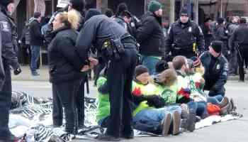 DACA protest Dream Act