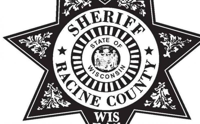 badge bw sheriff racine