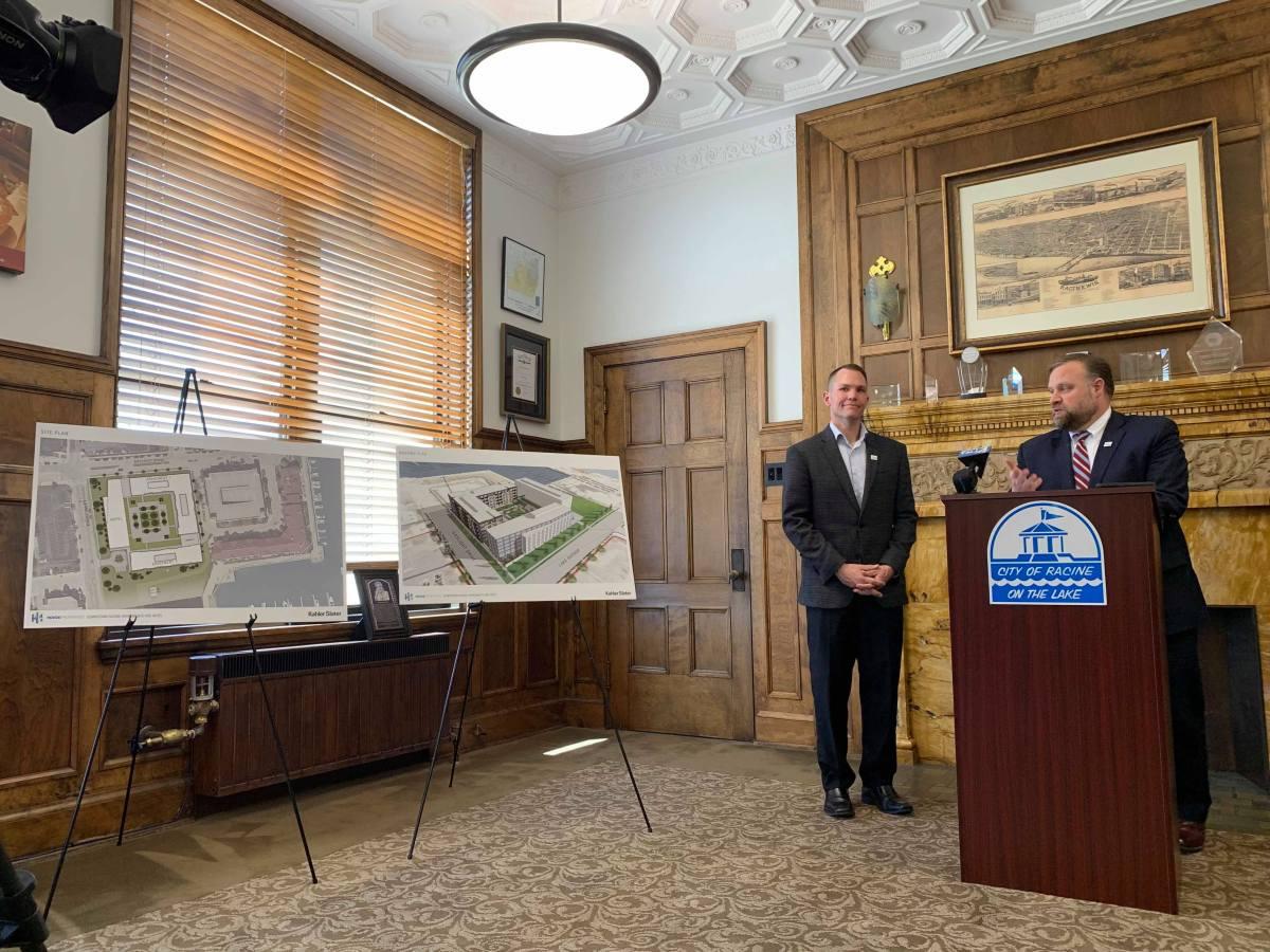 Hovde properties $40 million project