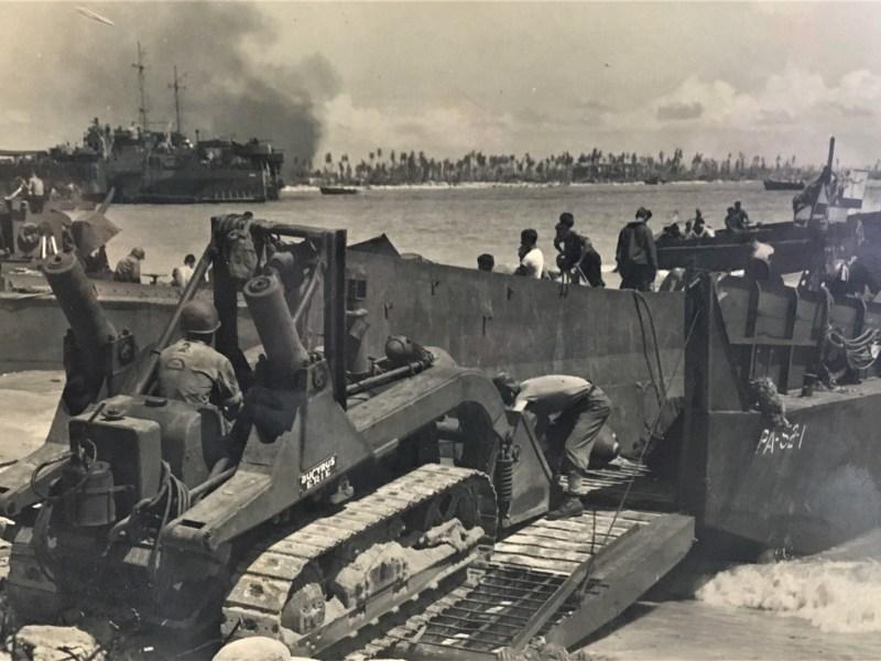 LCVP - landing craft photo