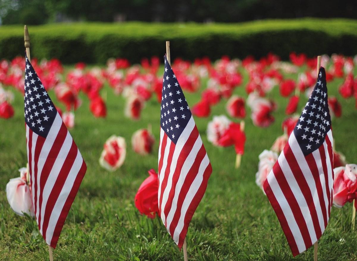 Racine County, Memorial Day 2020