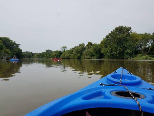 kayaking root