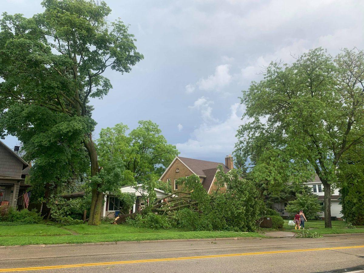 Racine, Wisconsin, We Energies, power outage, storm damage