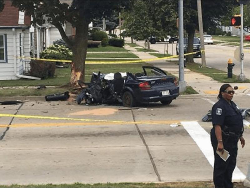 Fatal crash on West Boulevard