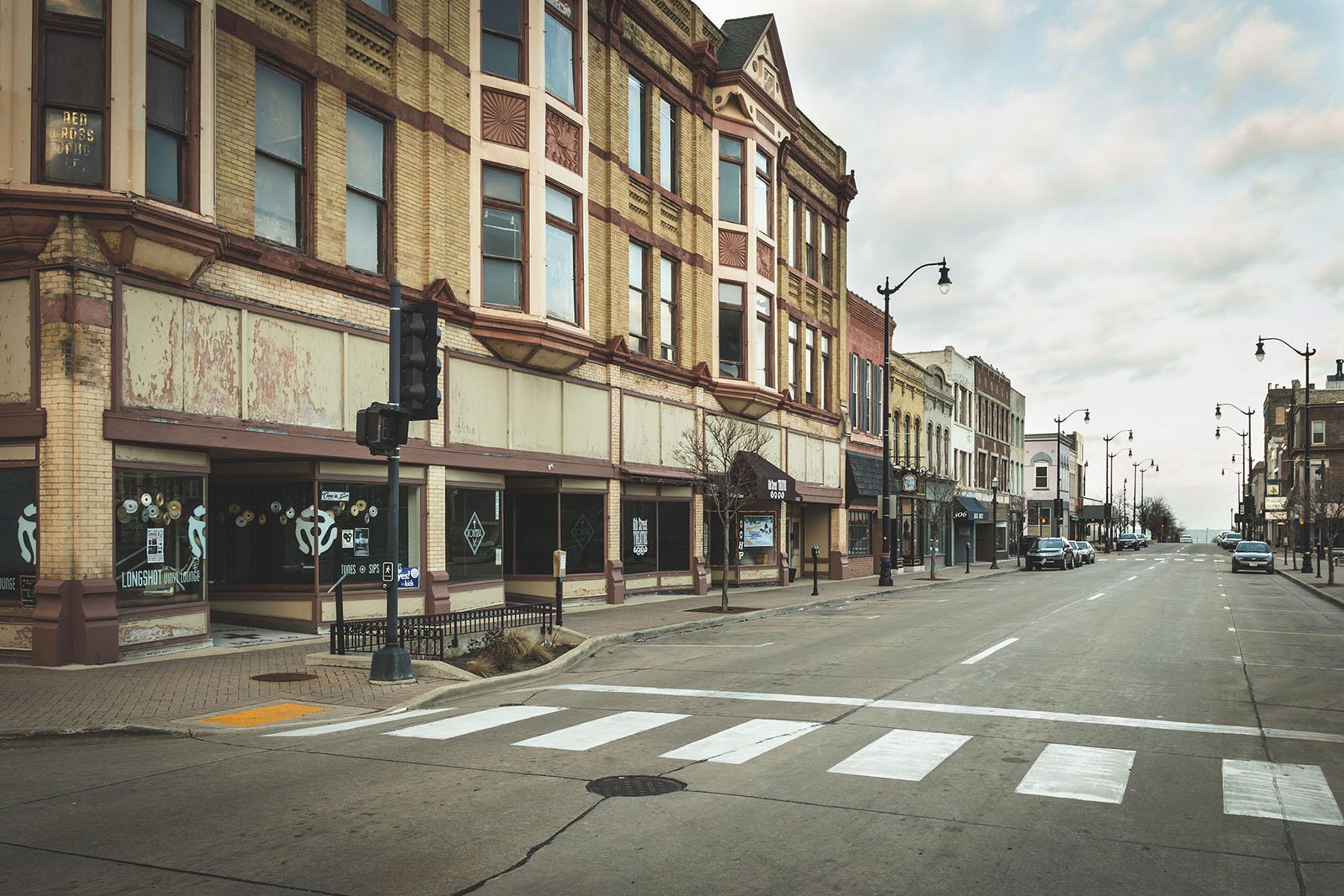 6th Street, Racine, Wisconsin