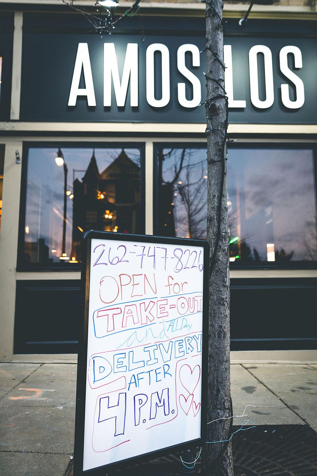 Los Amos Tacos, Racine, Wisconsin
