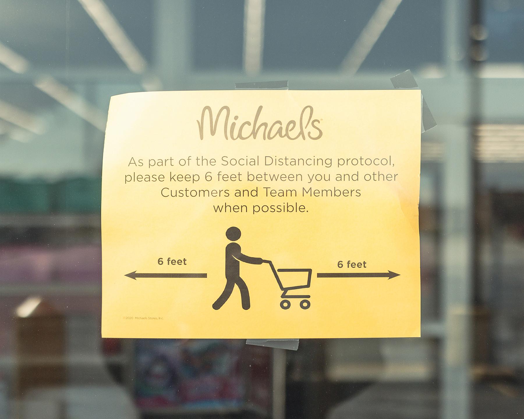 Michael's, Racine, Wisconsin