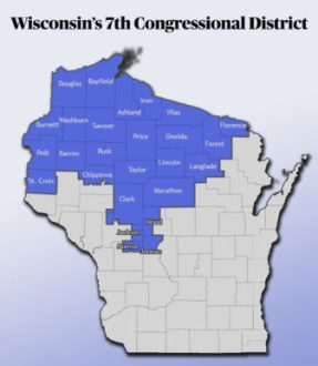 Wisconsin District 7