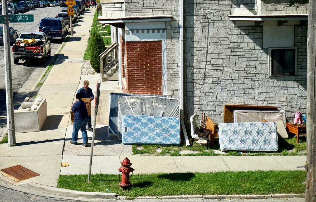 Eviction prevention program, Racine, Wisconsin, CARES Act