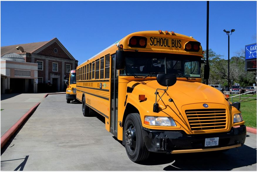 School supply and face mask giveaway, Racine Unified School District, Racine, WI, Racine news