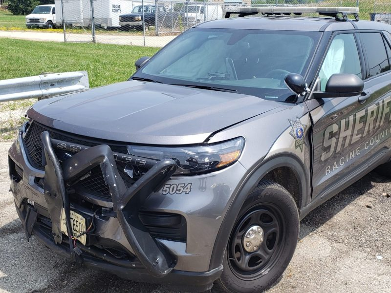 car crashed, Racine County District Attorney's Office, Racine County