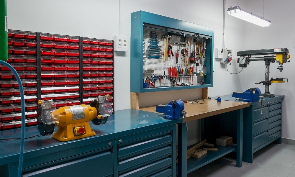 Tips for Organizing Your Home Workshop
