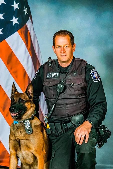 Racine Police Deptartment K9 Unit
